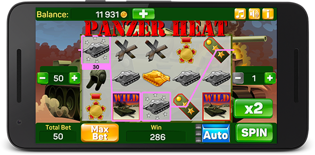 Panzer Heat Slot